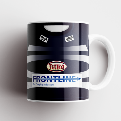 FEATHERSTONE ROVERS CERAMIC MUG - TheRetroHut