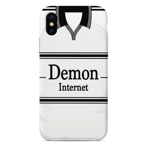 FULHAM 1999 HOME KIT RETRO PHONE CASE - TheRetroHut