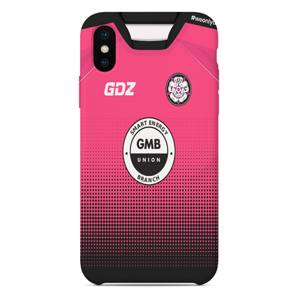 LS27 FC Phone Case Black/Pink - GMB Sponsor - TheRetroHut
