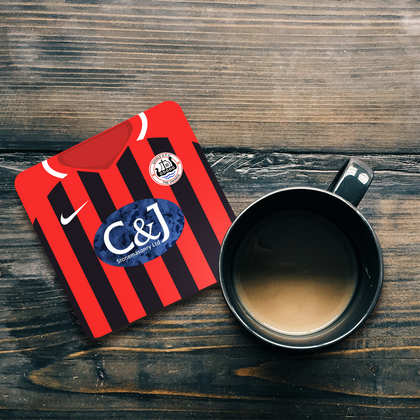 OFFICIAL GOOLE AFC COASTER HOME - TheRetroHut