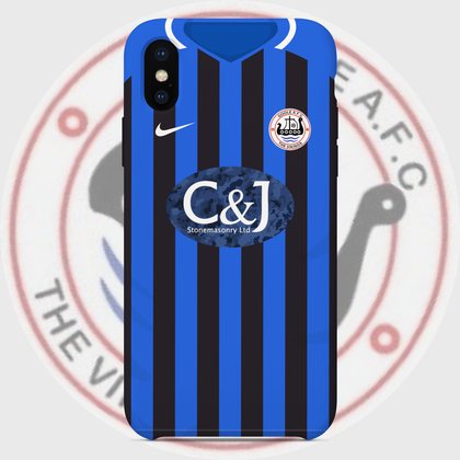 OFFICIAL GOOLE AFC PHONE CASE AWAY - TheRetroHut