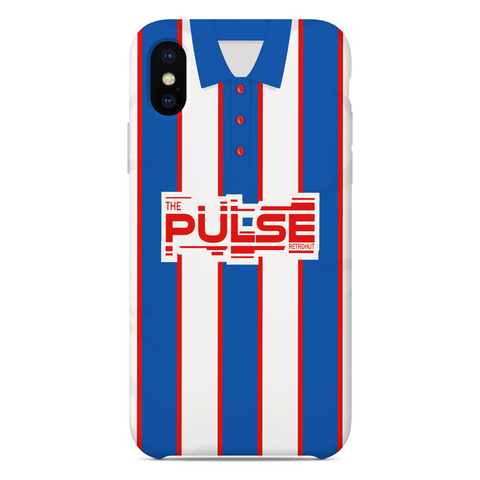 HUDDERSFIELD TOWN 1993 HOME KIT RETRO PHONE CASE - TheRetroHut
