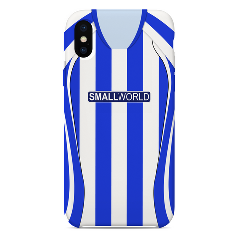 KILMARNOCK 2008 HOME KIT RETRO PHONE CASE - TheRetroHut