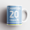 LEEDS INSPIRED CHAMPIONS CERAMIC MUG 2020 THIRD