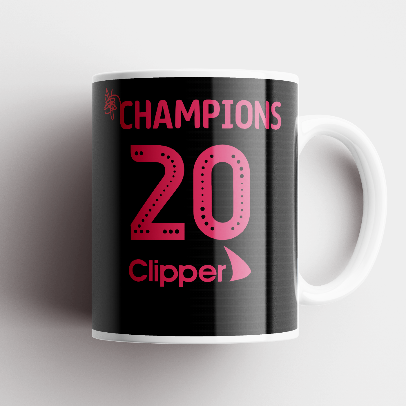 LEEDS INSPIRED CHAMPIONS CERAMIC MUG 2020 AWAY