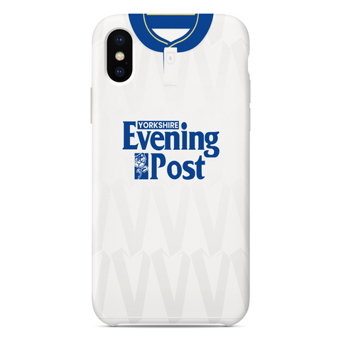 LEEDS UNITED 1992 HOME KIT RETRO PHONE CASE - TheRetroHut