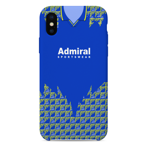 LEEDS UNITED 1992 AWAY KIT RETRO PHONE CASE - TheRetroHut