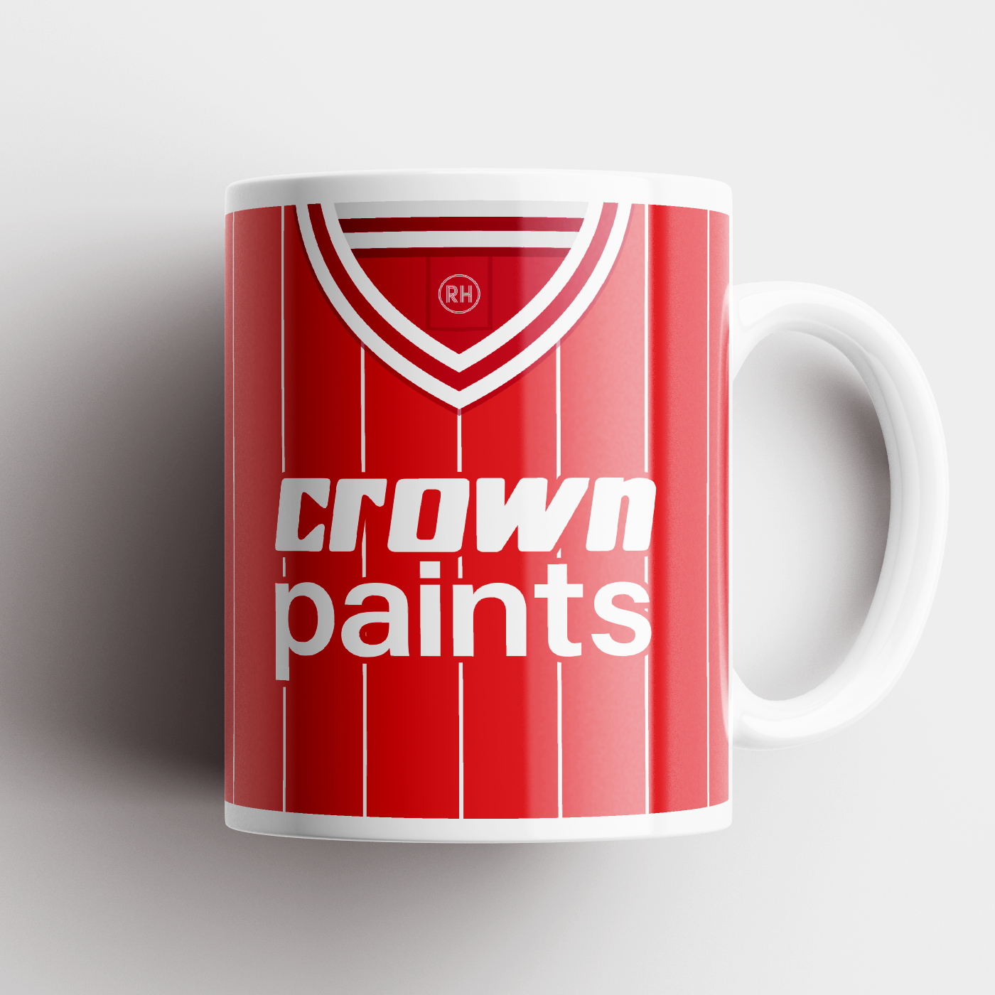 LIVERPOOL INSPIRED CERAMIC MUG 1982 HOME