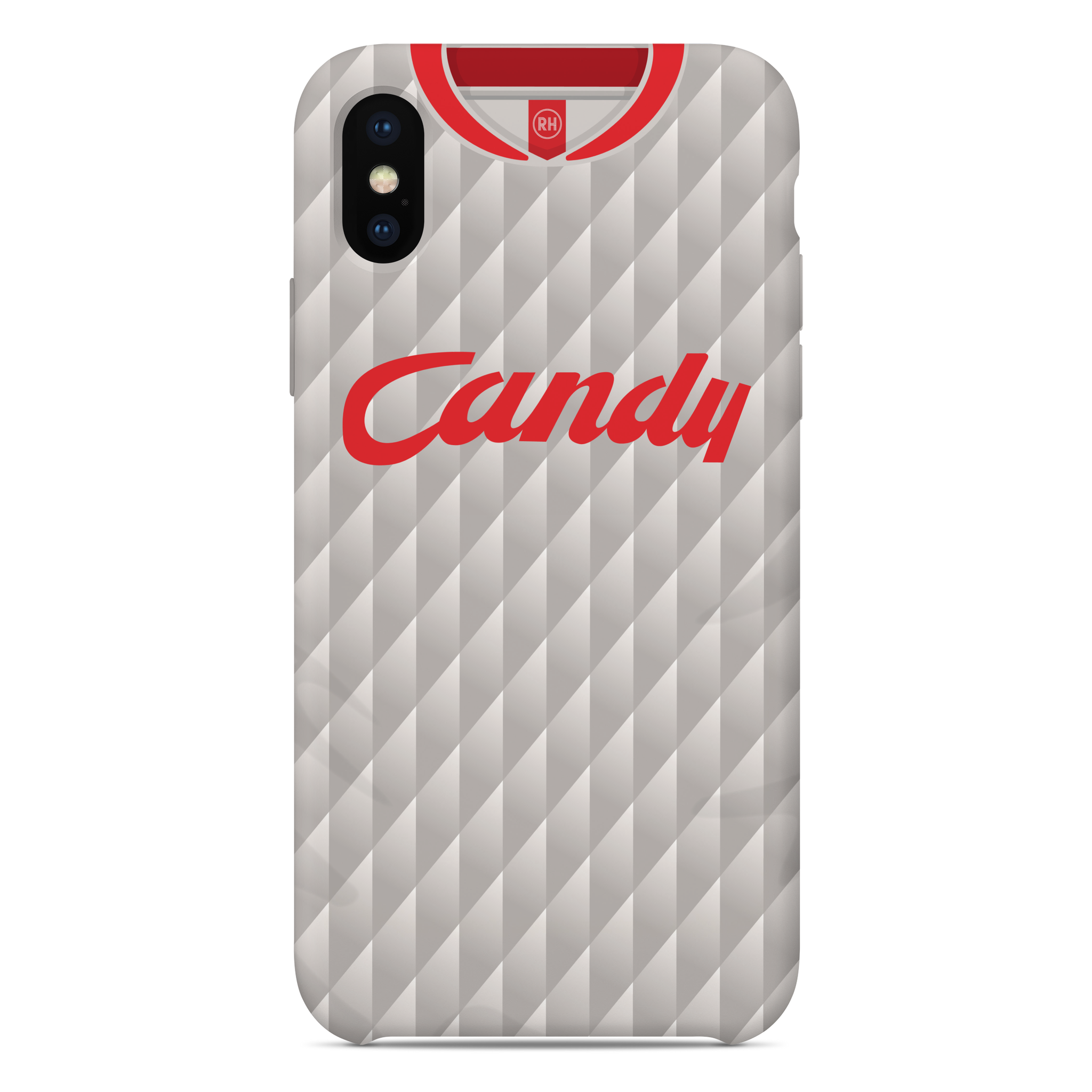 LIVERPOOL INSPIRED PHONE CASE 1989 AWAY