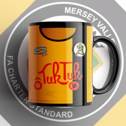 MERSEY VALLEY FC OFFICIAL MAGIC MUG