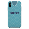 MANCHESTER BLUE PHONE CASE 1987 HOME
