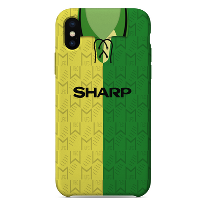 MANCHESTER UTD 1992 AWAY KIT RETRO PHONE CASE - TheRetroHut