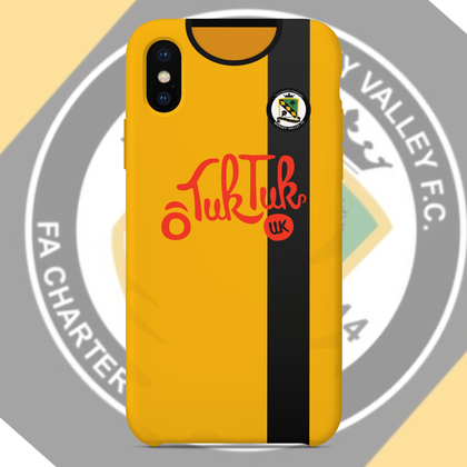 MERSEY VALLEY FC OFFICIAL LADIES PHONE CASE - TheRetroHut