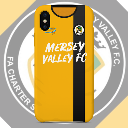MERSEY VALLEY FC OFFICIAL PHONE CASE - TheRetroHut