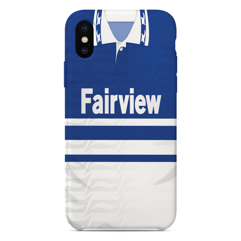 MILLWALL 1992 HOME AWAY KIT RETRO PHONE CASE - TheRetroHut
