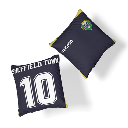 SHEFFIELD TOWN OFFICIAL CUSHION AWAY - TheRetroHut