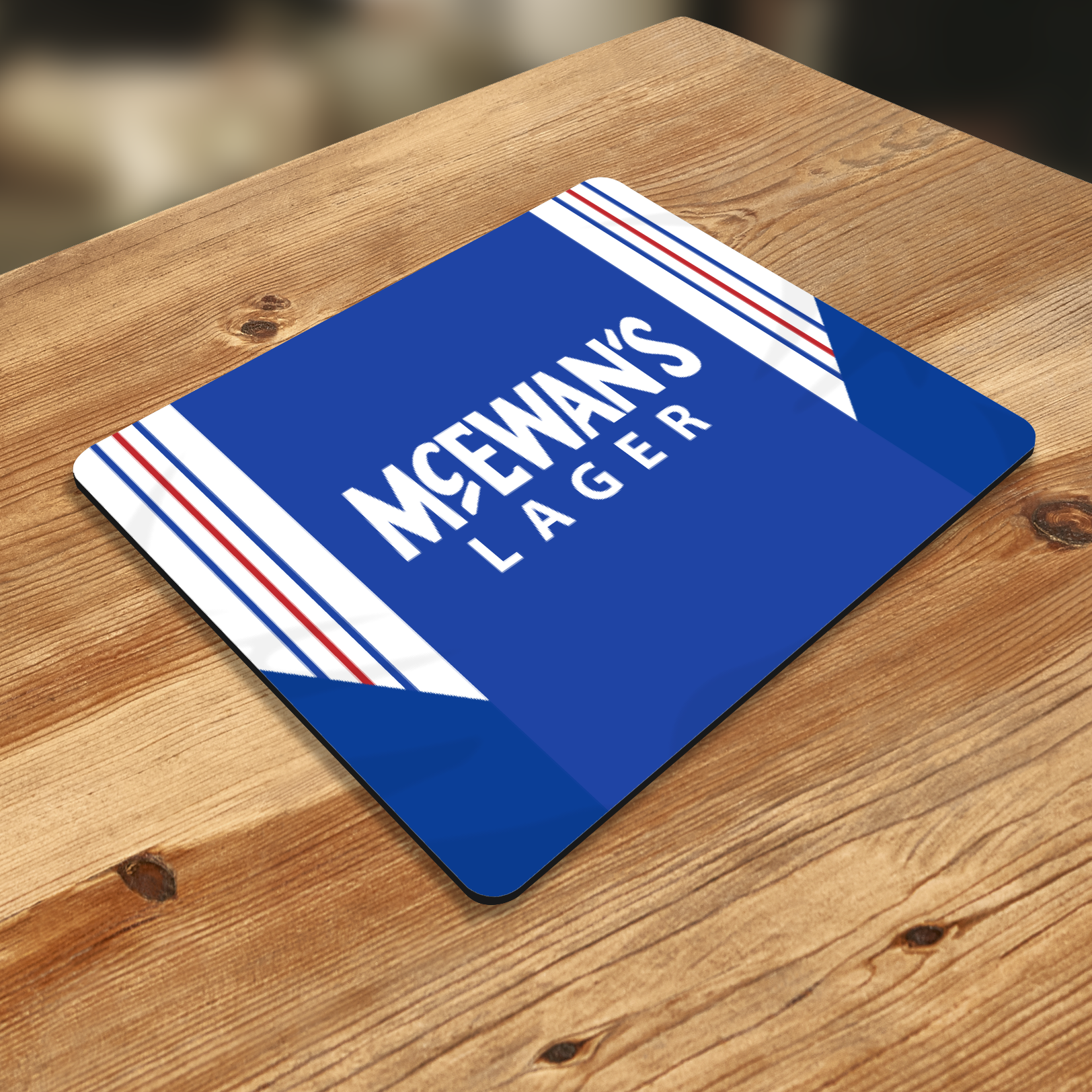 RANGERS INSPIRED MOUSE MAT 1995 HOME