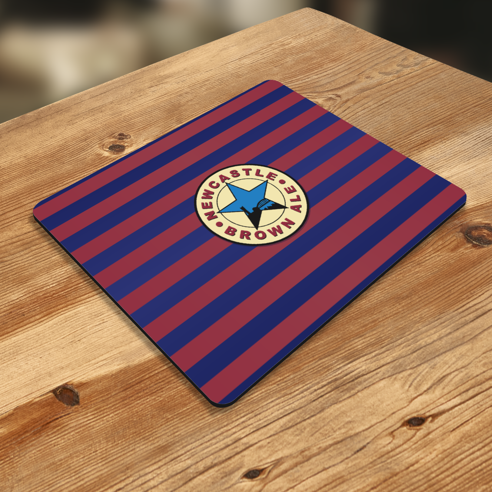 NEWCASTLE MOUSE MAT 1996 AWAY