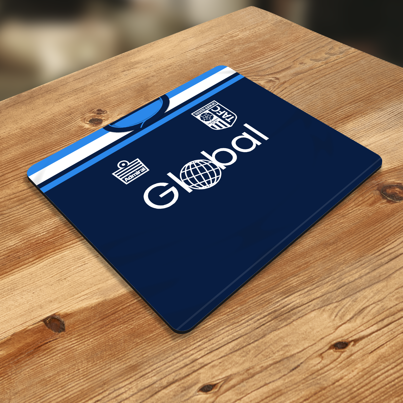 TADCASTER ALBION MOUSE MAT AWAY