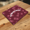HEARTS MOUSE MAT 1993 HOME