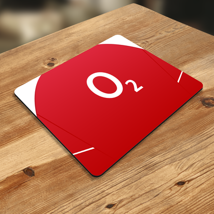ARSENAL INSPIRED MOUSE MAT 2003 HOME - TheRetroHut