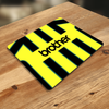 MAN CITY MOUSE MAT 1999 AWAY