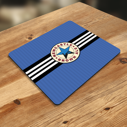 NEWCASTLE MOUSE MAT 1997 AWAY - TheRetroHut