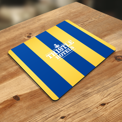 LEEDS MOUSE MAT 1994 AWAY - TheRetroHut