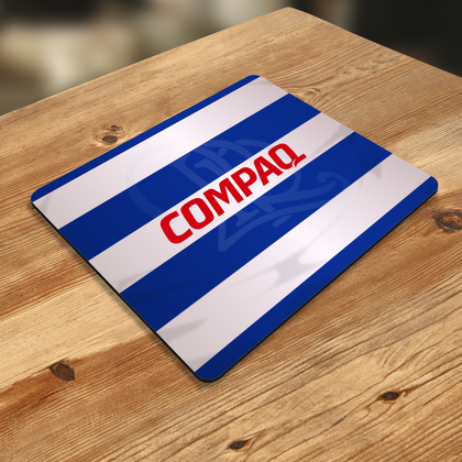 QPR MOUSE MAT 1995 HOME - TheRetroHut