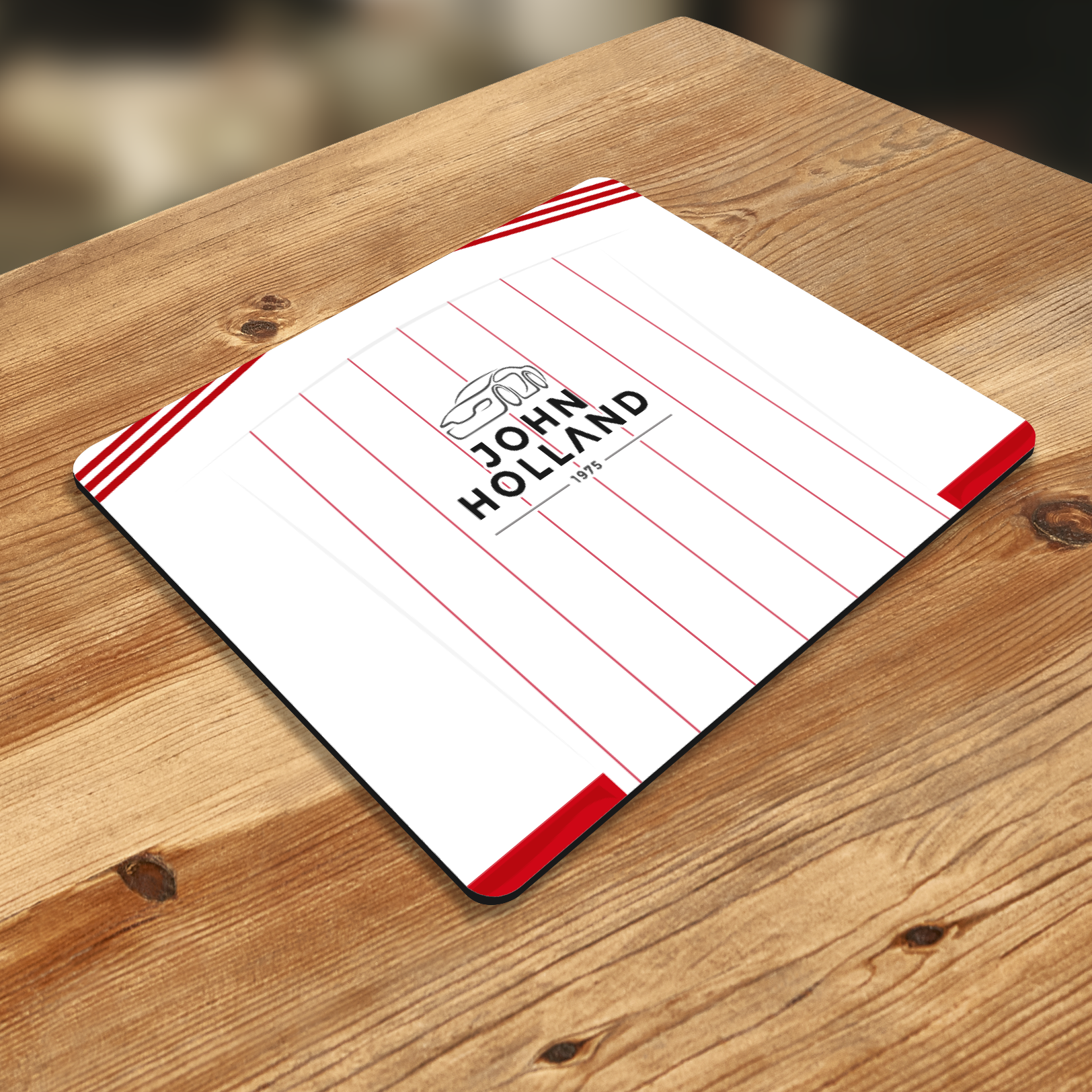 SHEFF UNITED MOUSE MAT 2015 HOME