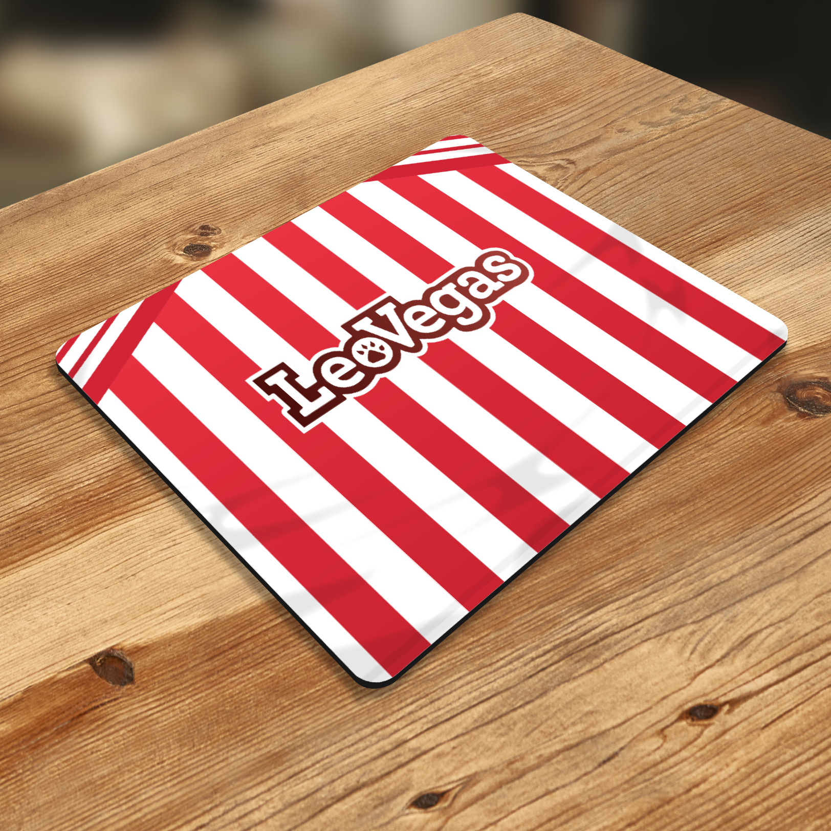 BRENTFORD INSPIRED MOUSE MAT 2018 HOME