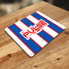 HUDDERSFIELD TOWN MOUSE MAT 1993 HOME