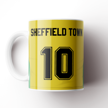 SHEFFIELD TOWN OFFICIAL CERAMIC MUG HOME - TheRetroHut