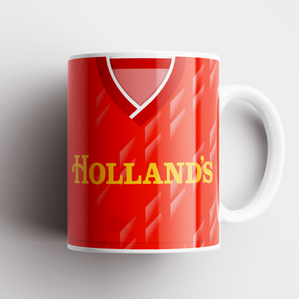 ACCRINGTON STANLEY INSPIRED CERAMIC MUG 1990 HOME - TheRetroHut