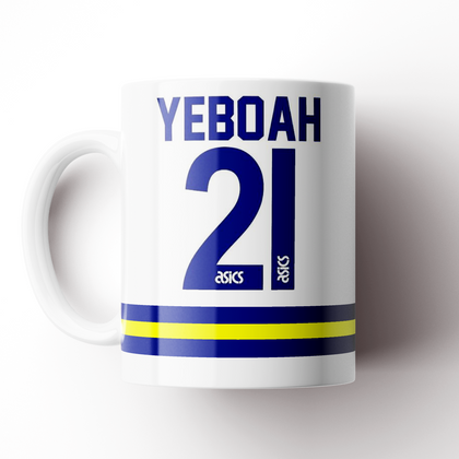 TONY YEBOAH CARICATURE CERAMIC MUG - TheRetroHut