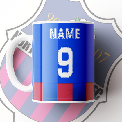 N.E.L. JUNIORS OFFICIAL CERAMIC MUG - TheRetroHut
