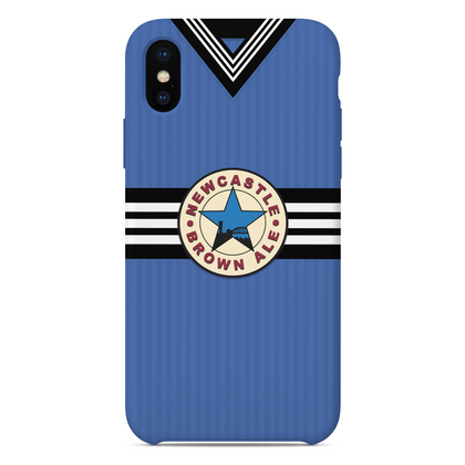 NEWCASTLE PHONE CASE 1997 AWAY - TheRetroHut