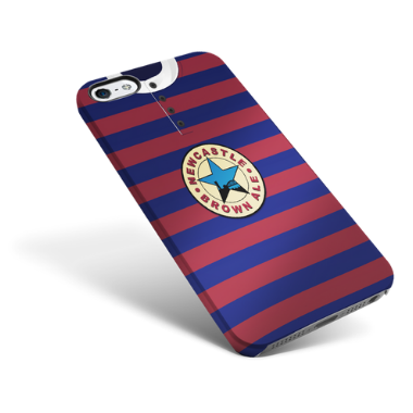 NEWCASTLE PHONE CASE 1996 AWAY