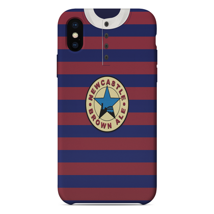NEWCASTLE PHONE CASE 1996 AWAY - TheRetroHut
