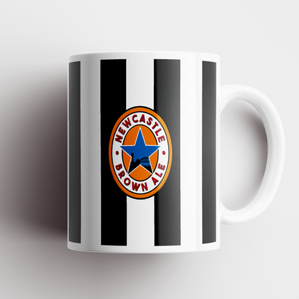NEWCASTLE CERAMIC MUG 1996 HOME - TheRetroHut