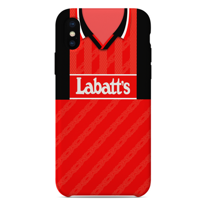 NOTTINGHAM FOREST 1994 HOME KIT RETRO PHONE CASE - TheRetroHut
