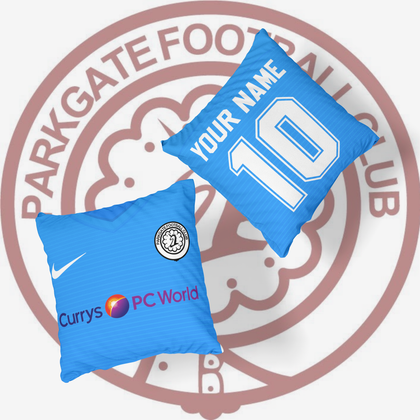 OFFICIAL PARKGATE FC CUSHION AWAY