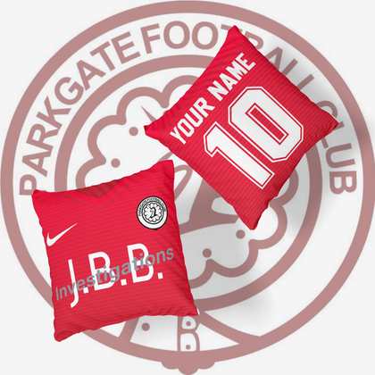 OFFICIAL PARKGATE FC CUSHION HOME