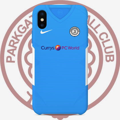 OFFICIAL PARKGATE FC PHONE CASE AWAY