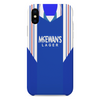 RANGERS 1998 HOME KIT RETRO PHONE CASE