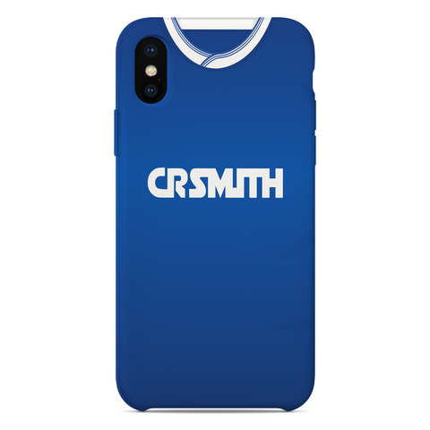 RANGERS 1986 HOME KIT RETRO PHONE CASE - TheRetroHut