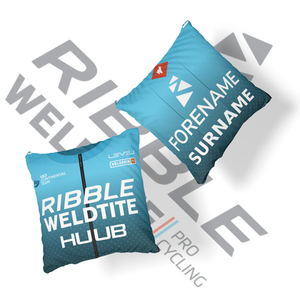 OFFICIAL RIBBLE WELDTITE CUSHION - TheRetroHut