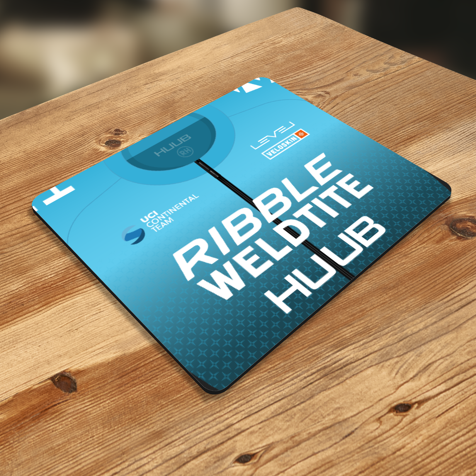 OFFICIAL RIBBLE WELDTITE MOUSE MAT