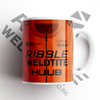 OFFICIAL RIBBLE WELDTITE CERAMIC MUG - ORANGE