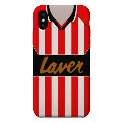 SHEFF UNITED PHONE CASE 1994 HOME - TheRetroHut